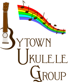 Bytown Ukulele Group Banner