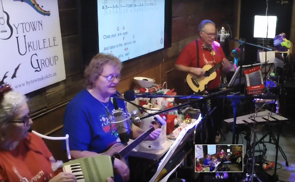 2019 - December BUG Jam VIDEO & SONGBOOK